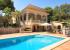 Красивый дом с большим участком и красивым видом на море в г. Бендинат, Майорка.