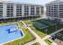 Квартира в современном жилом комплексе в Валенсии рядом с пляжем Patacona и всей необходимой инфраструктурой.