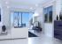 Новые квартиры в Кальпе на побережье Коста-Бланка. На территории комплекса есть большой бассейн, сад и спа-центр