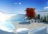 Современная дизайнерская вилла всего в нескольких минутах от пляжа. в г. Эль Медано, Тенерифе.