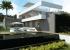 Новая роскошная вилла в современном стиле с видом на море на острове Майорка