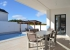 Современная вилла рядом с пляжем в г. Кампоамор на юге побережья Коста-Бланка