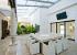 Дизайнерская вилла в современном стиле и с панорамными видами на море расположена в г. Бендинат, Майорка.